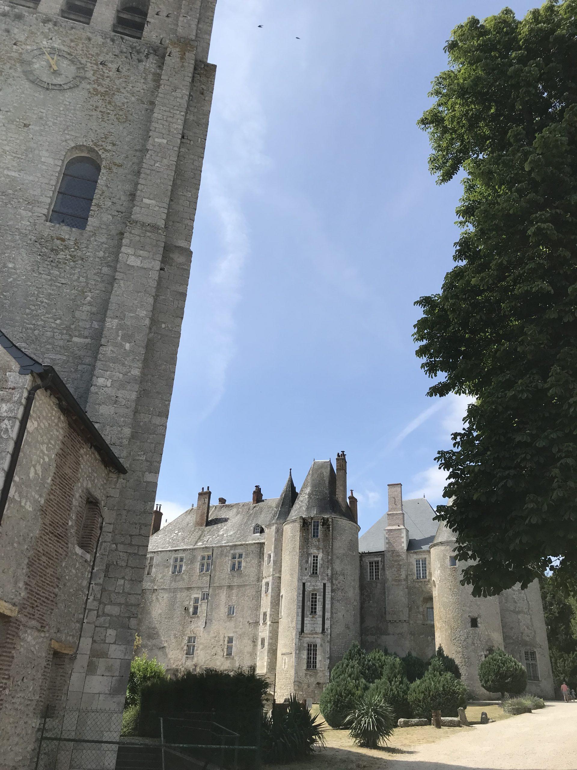 Chateau de Meung sur Loire