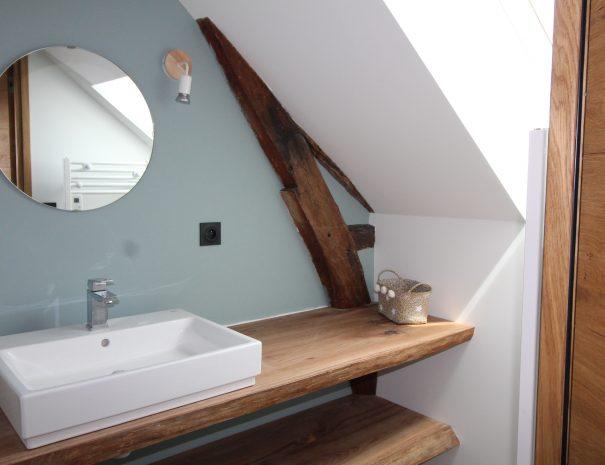 Salle du bain du Loft