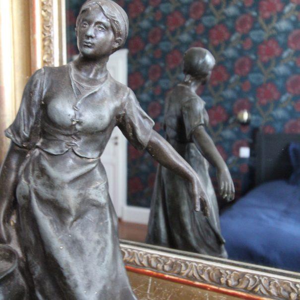 Détail chambre La Julie jolie
