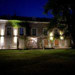 Domaine Saint-Hilaire de nuit