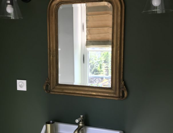 Salle de bain chambre Julie Jolie